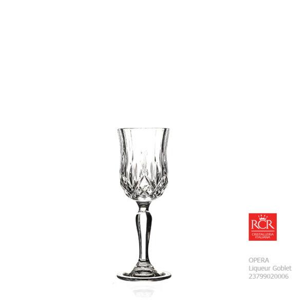 Opera Liqueur goblet
