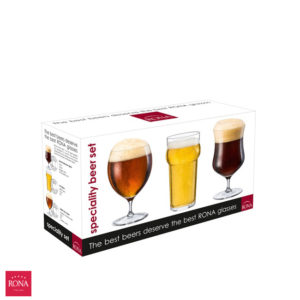 3 Pcs SPECIALITY BEER SET