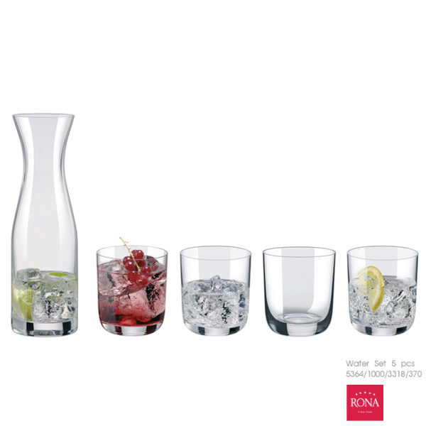 5 pcs WATER SET