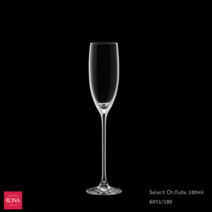 Select Champagne flute 180 ml