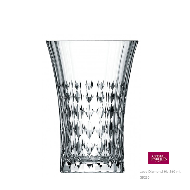 Lady Diamond Hb tumbler 360 ml
