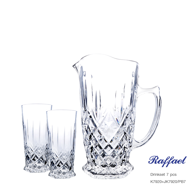 Raffael Drink Set K7920-JK7920-PB7