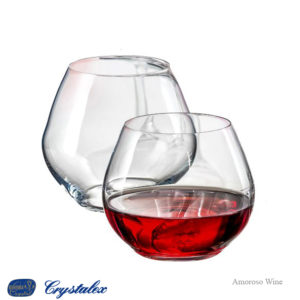 Amoroso Wine Tumbler