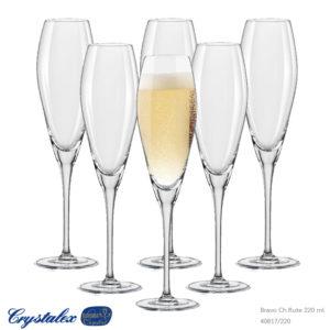 Bravo Champagne 220 ml