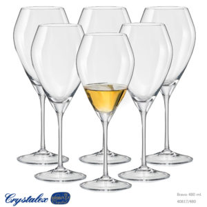 Bravo Wine Glass 480 ml