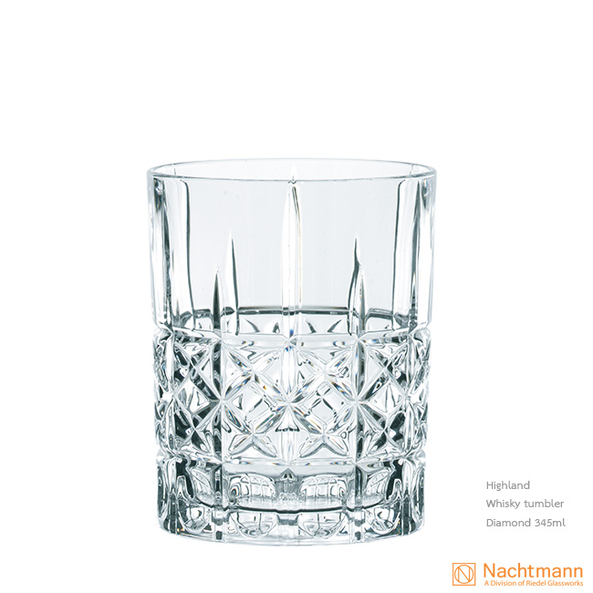 highland diamond tumbler