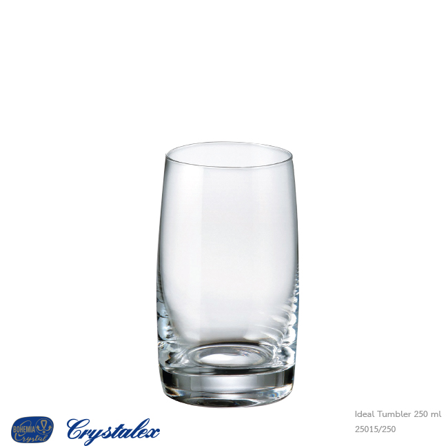 Ideal Water Glass 250 ml