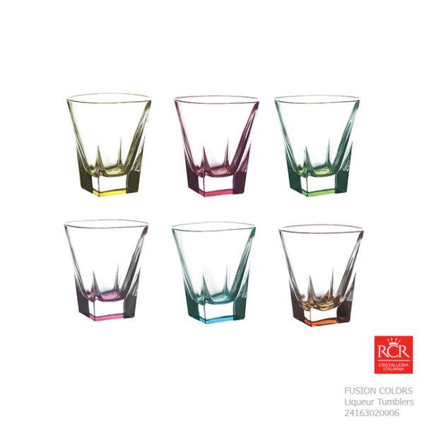 Fusion Colours liqueur