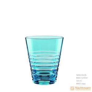 Sixties Rondo Water Aqua