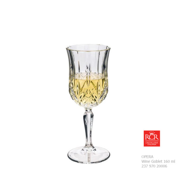 Opera Wine Goblet 160 ml
