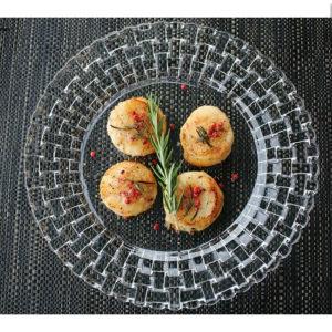 Bossa Nova Dinner Plate 27cm