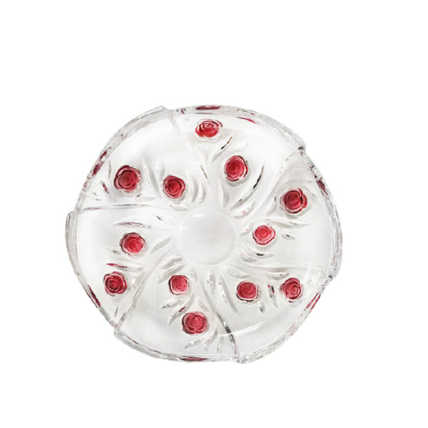 Marc Aurel Roses Plate