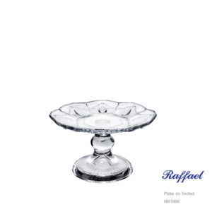 Raffael Plate on footed BB1898