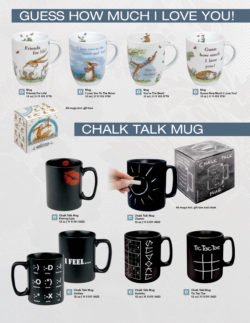 How Much I Love You! | Chalk Talk Mug