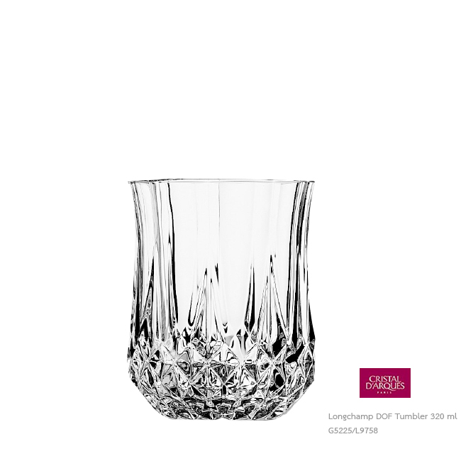 Longchamp DOF Tumbler 320 ml