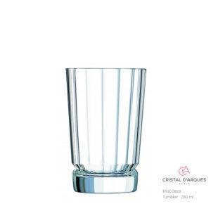 Macassar Tumbler 280 ml