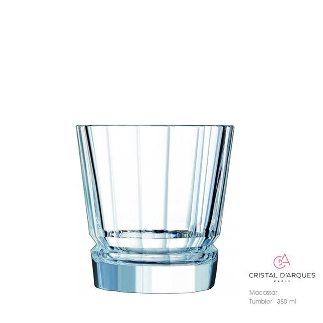Macassar Tumbler 380 ml