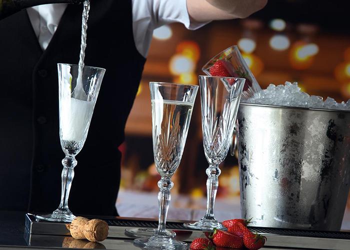 Melodia Champagne flute