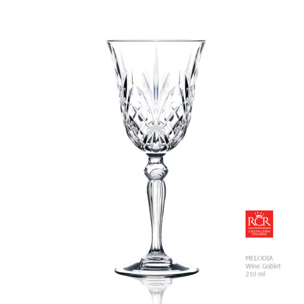Melodia wine goblet 210 ml