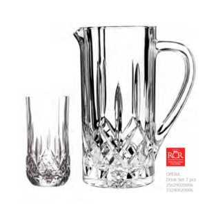 Opera Drink Set 7 pcs