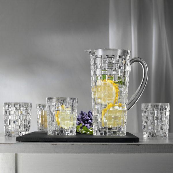 Bossa Nova Drinking Water Set 5 pcs