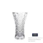 Miranda Sandblast Vase 20 cm