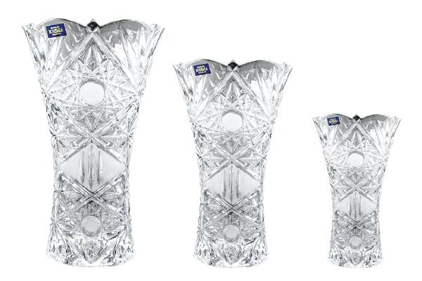 Miranda Sandblast Vase