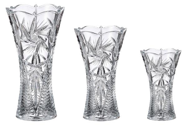 Pinwheel Vase