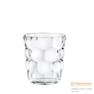 Bubbles Whisky Tumbler 330 ml