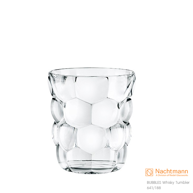 Bubbles Whisky Tumbler 330 ml