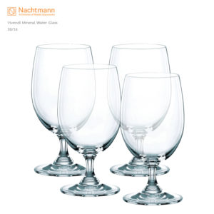 Vivendi Mineral Water Glass