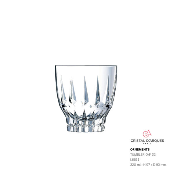 Ornements Tumbler OF 32