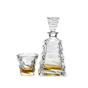 Casablanca Whisky Set 7pcs