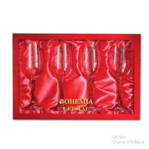 Charme Box 4 - Red