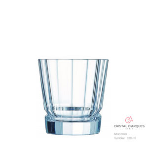 Macassar Whisky Tumbler 320 ml