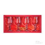 Claudia Gift Box 4 Red