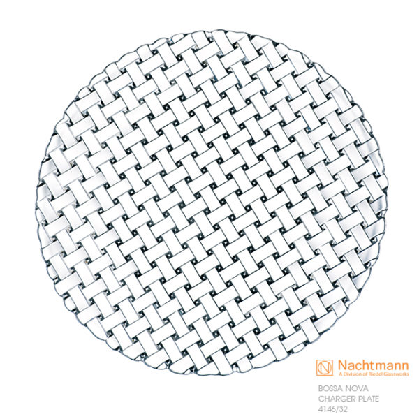 Bossa Nova Charger Plate 32 cm