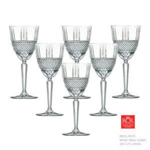 Brillante White Wine Goblet