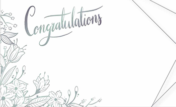 Card Congratulation 2