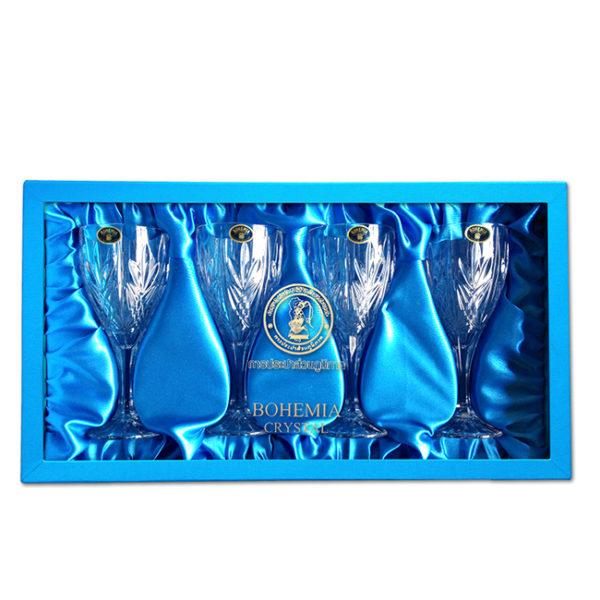 Gift Box Wine Glass x4