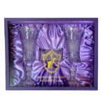 giftbox buddhism set 5pcs purple