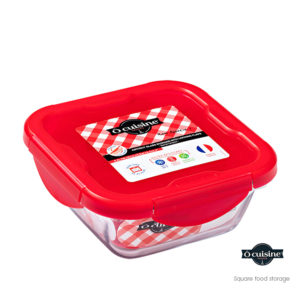 Ocuisine Square food storage