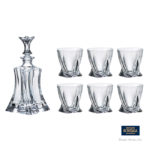 Florale Whisky Set 7pcs