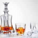 Florale Whisky Set