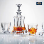 Florale Whisky Set
