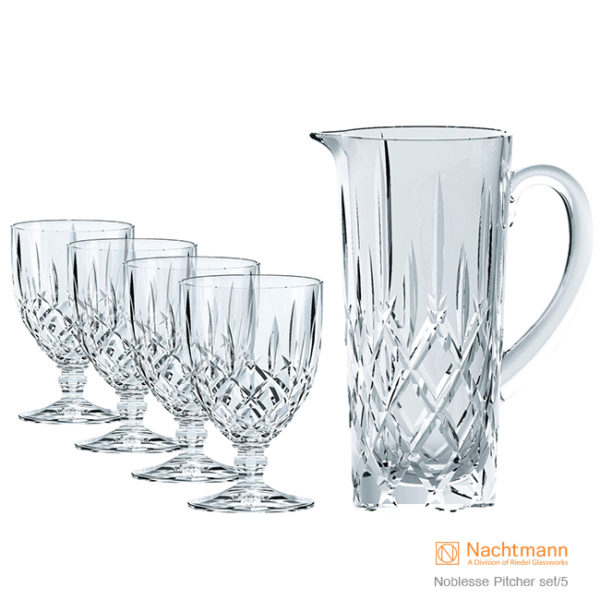 Noblesse Pitcher set/5