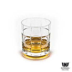Tartan Whisky Glass