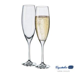 Sophia Champagne flute