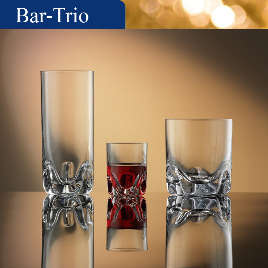 Crystalex Bar-Trio