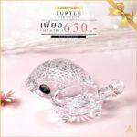 luxury gift_เต่าคริสตัล